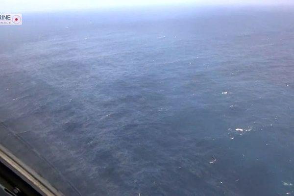 Naufrage du Grande America : la nappe d'hydrocarbures est à 200km des côtes et de La Rochelle - 14 mars 2019.