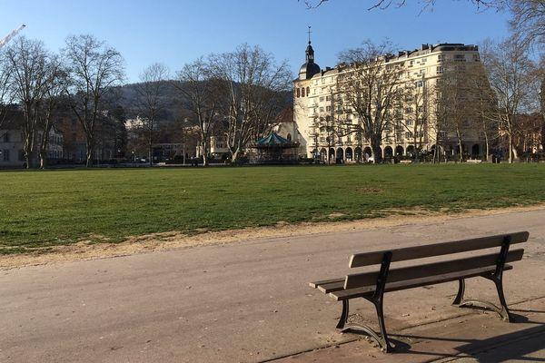 Le Pâquier s'est vidé de ses touristes à Annecy.