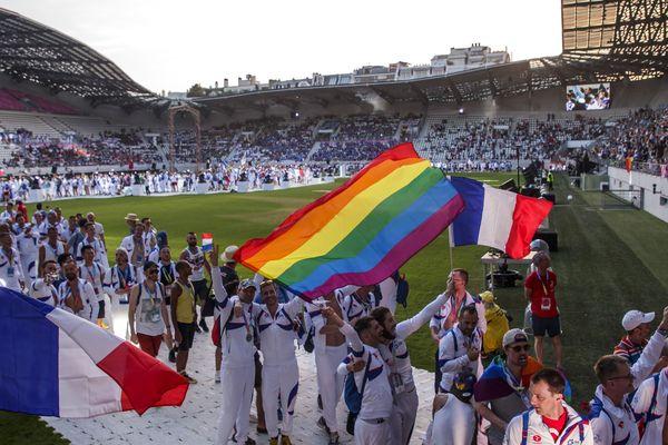 En 2018, Paris a accueilli la dixième édition des Gay Games.