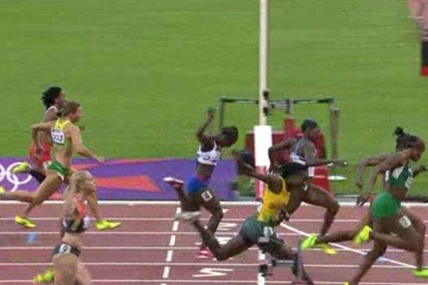 Six athlètes ont couru en moins de 11 secondes. Trop rapide pour la sprinteuse de Villiers-le-Bel.
