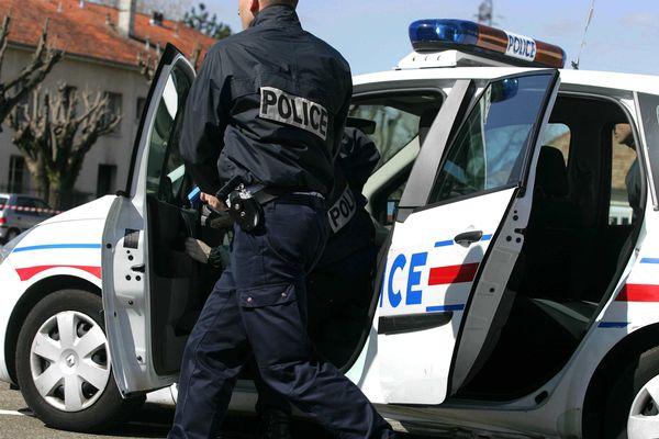 Police nationale (photo d'illustration).