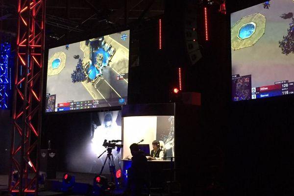 La Gamers Assembly a lieu jusqu'au lundi 6 avril au parc des expositions de Poitiers.