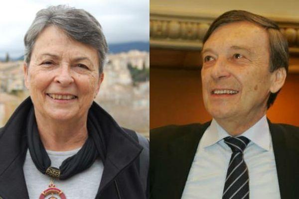 La sénatrice PS du Vaucluse Geneviève Jean doit laisser son siège à l'UMP Alain Dufaut.