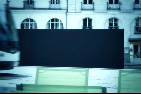C'est l'histoire d'un mur à Nantes