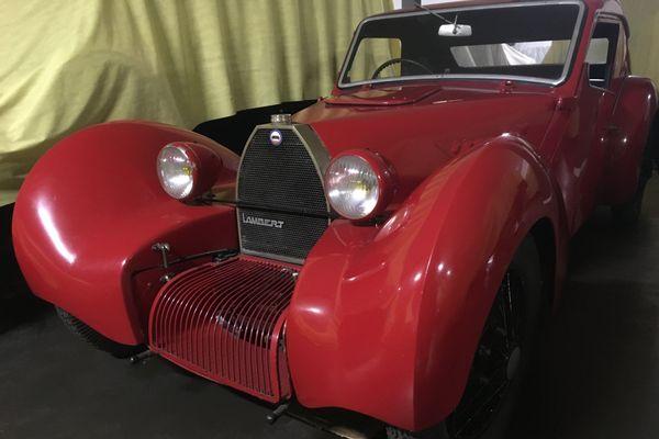 le coupé LAMBERT (1948)