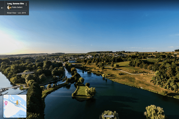 De nombreux sites touristiques de la Somme seront visibles en panorama 360° sur Google Street View