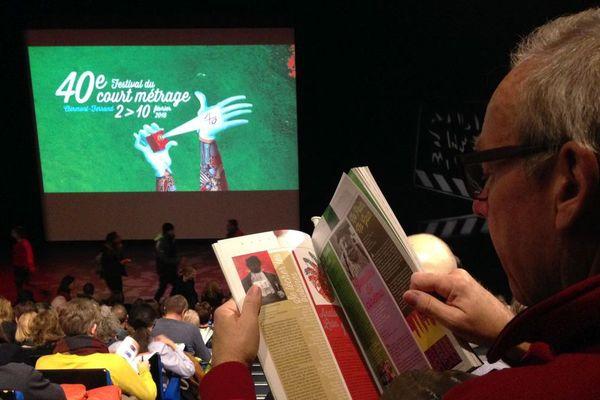 En moyenne 160.000 personnes sont attendues pour cette 40e édition du Festival du Cour-Métrage de Clermont-Ferrand.
