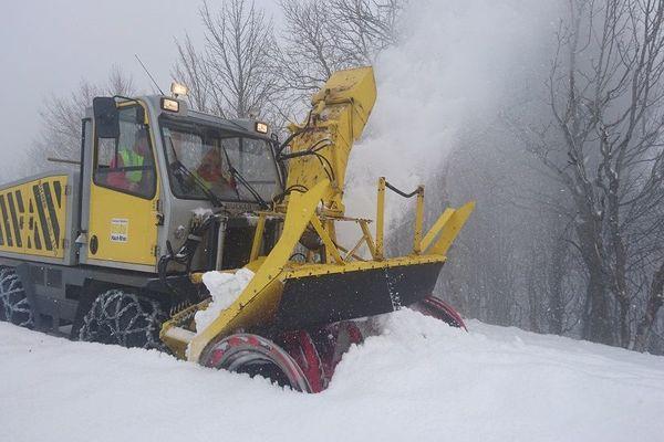 La route des crêtes est désormais fermée pour la période hivernale de cette année 2019.