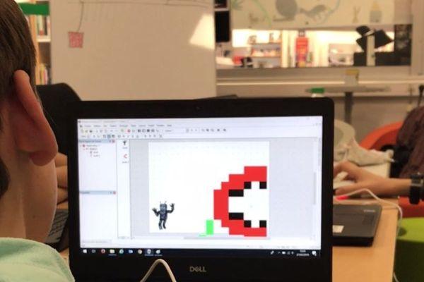 Créer son jeu vidéo de bout en bout, c'est possible avec le festival Piky.