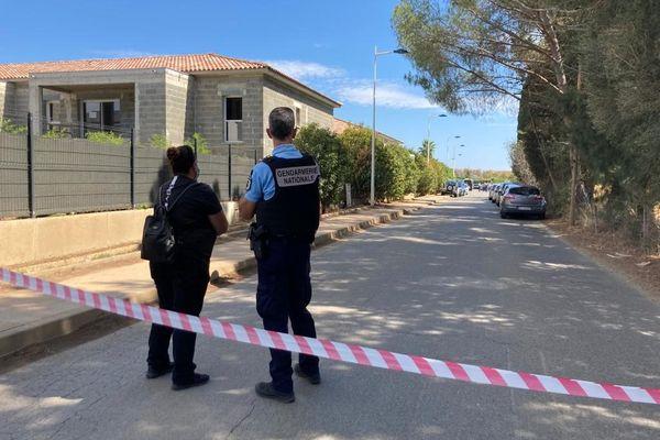 Les gendarmes avaient quadrillé le secteur de Brancale, à Lucciana, à la suite de la tentative de meurtre.