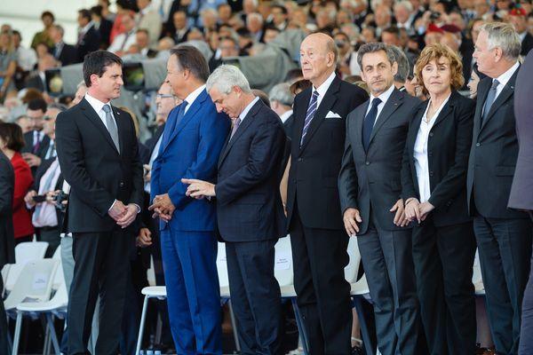 A l'occasion du 70ème anniversaire, les dirigeants du monde entier s'étaient donnés rendez-vous à Ouistreham.