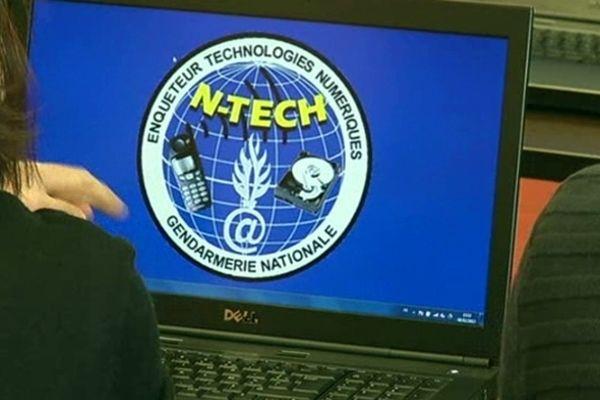 """Les """"N-Tech"""" sont les gendarmes spécialisés dans les nouvelles technologies"""