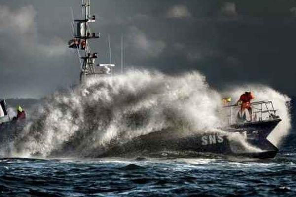 Un nouveau canot tout-temps a été mis à l'eau en février 2012