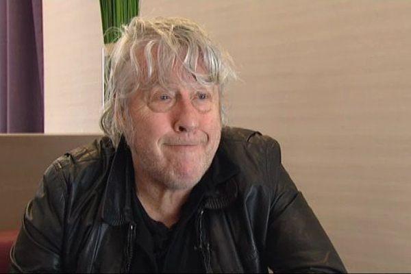 Le rockeur belge Arno