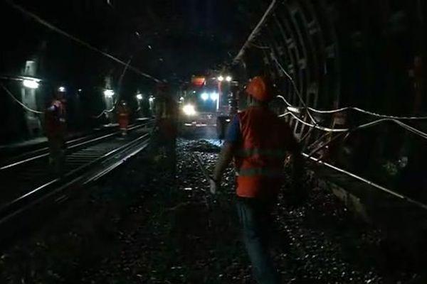 Le chantier du RER A nécessite cet été la fermeture de la portion Nation-La Défense.