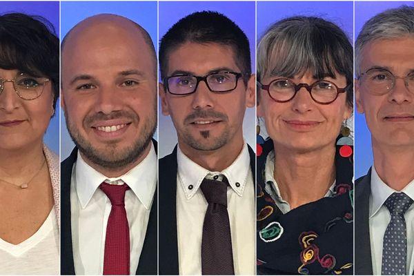 Astrid Baud-Roche, Jean-Baptiste Baud, Nicolas Ravet, Élisabeth Charmot et Christophe Arminjon sont les invités du débat des municipales à Thonon-les-Bains