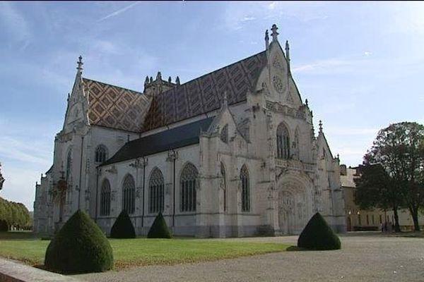 Le monastère de Brou, sacré monument préféré des français en 2014.