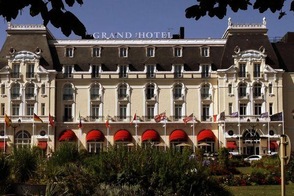 Le Grand Hotel / Casino de Cabourg.