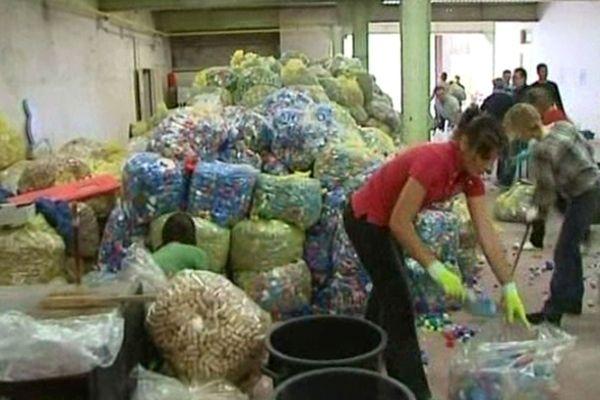10 tonnes de capsules collectées en 3 ans