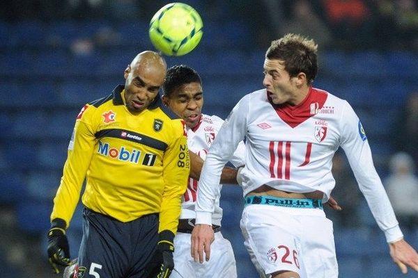 Lillois et Sochaliens se sont neutralisés samedi soir sur la pelouse du Stade Auguste Bonal.