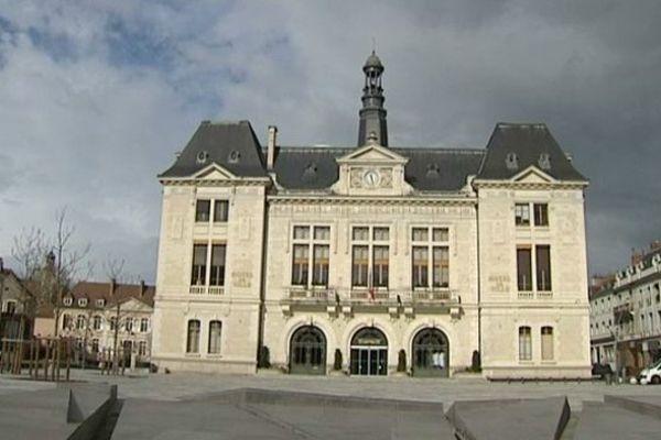 Mairie de Montluçon