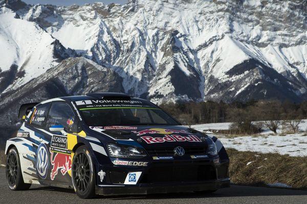 Il remporte son 4ème rallye de Monte-Carlo