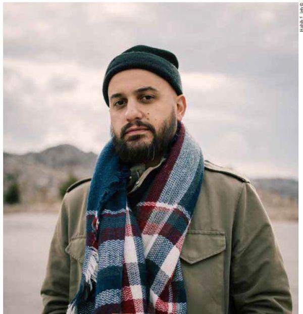 L'artiste Bachar Mar-Khalifé.