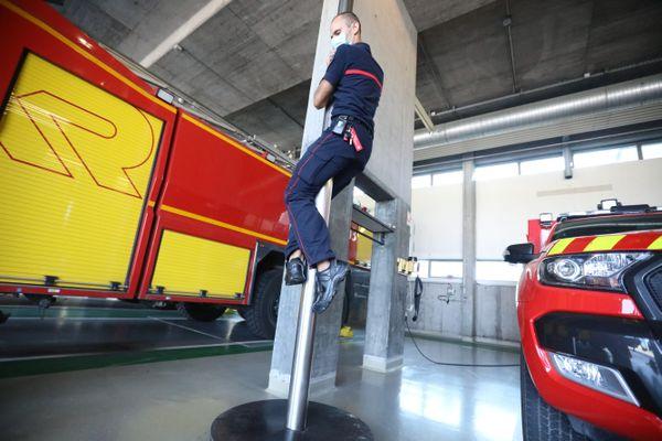Préalable à tout engagement, les pompiers volontaires doivent passer des tests physiques et sportifs
