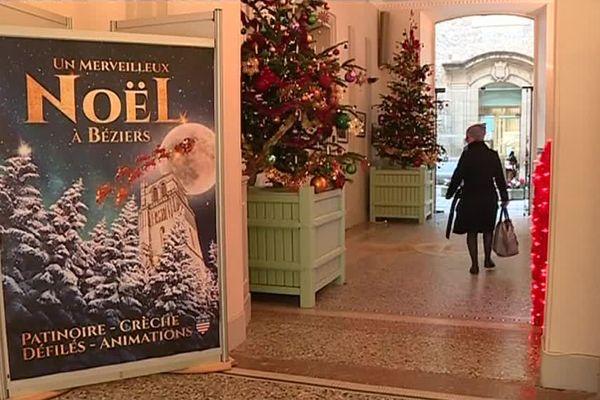 La crèche de Noël de la mairie de Béziers a été démontée, ce mardi matin, du hall de ma mairie - 19 décembre 2017
