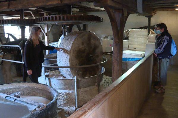 Le Moulin de Got à Saint-Léonard-de-Noblat fait partie des entreprises qui se visitent, mises à l'honneur par le Guide du Routard.