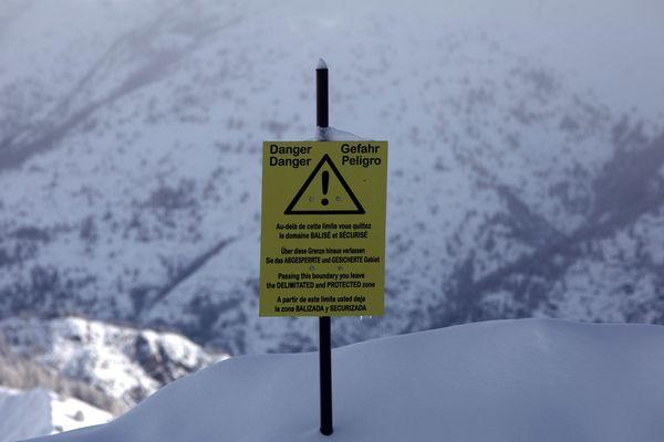 Prudence en montagne !