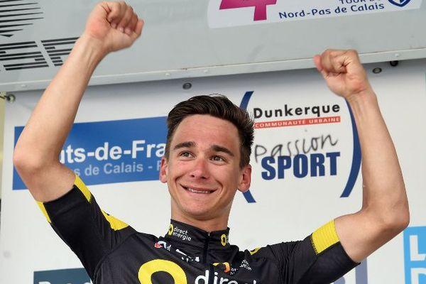 Bryan Coquard, l'homme fort de l'équipe vendéenne Direct Energie sur le Tour de France 2016 ?