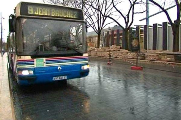 Autobus Metz (image d'archives)