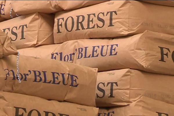 La minoterie Forest, installée en Saône-et-Loire, transforme plus de 60 000 tonnes de blé par an