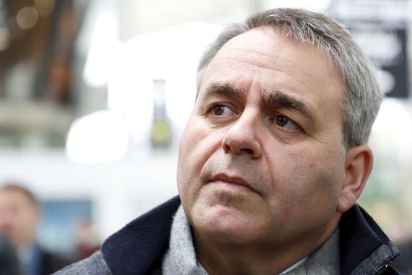 Avant de présider la région Hauts-de-France, Xavier Bertrand a été ministre de la santé de 2005 à 2007 puis de fin 2010 à 2012.