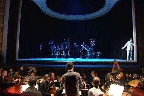 Orféo en direct de l'Opéra National de Lorraine à Nancy (54), mardi 9 février à 20h