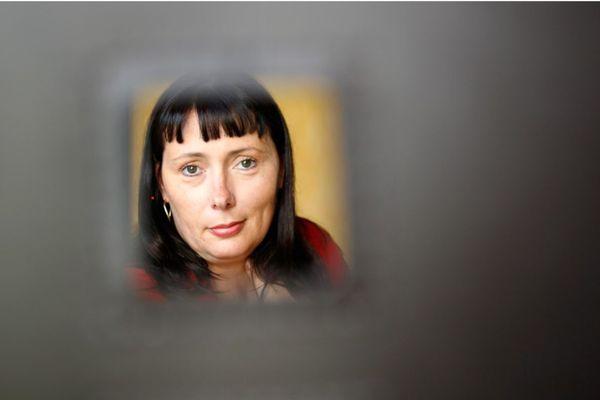 """Isabelle Aubry est la présidente de l'association """"Face à l'inceste""""."""