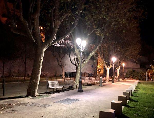 Les rues de Bastia et de toute la Corse se videront deux heures plus tôt à partir de samedi 16 janvier et pour au moins 15 jours.