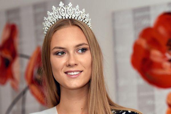 Ilona Robelin, Miss Lorraine 2019.
