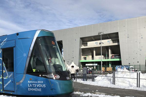 C'est parti pour la mise en service de la 3e ligne de tramway à Saint-Etienne - 16/11/19