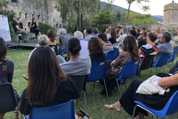 Bastia accueille pour la troisième année consécutive Libri Mondi, un festival singulier.