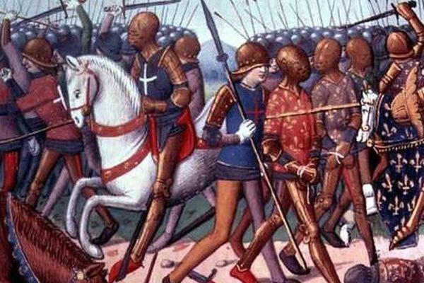 6000 morts et plus d'un millier de prisonniers à Azincourt, côté français.