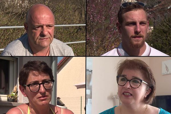 Ils travaillent dans les secteurs du bâtiment, du médical ou de l'horlogerie et ils traversent la frontière suisse tous les jours.