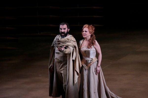 """Après Marseille, """"Hérodiade"""", l'opéra de Massenet à découvrir à Saint-Etienne..."""