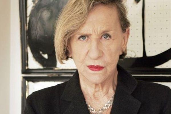 Andrée Putman était aussi une mondaine et une adepte de la fête au carnet d'adresses éclectique.