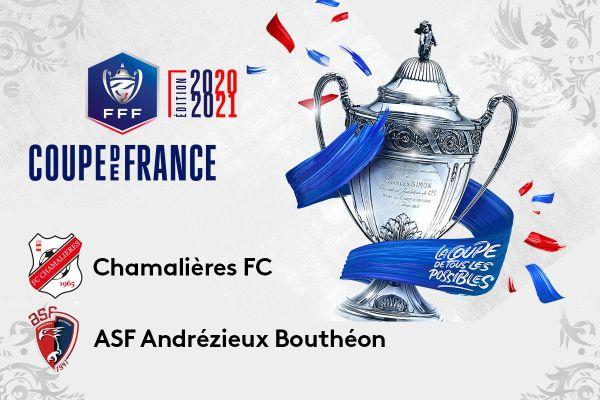 Le FC Chamalières reçoit Andrézieux Bouthéon, ce dimanche 14 février, pour le 8èmetour de la Coupe de France, au stade Claude-Wolff.