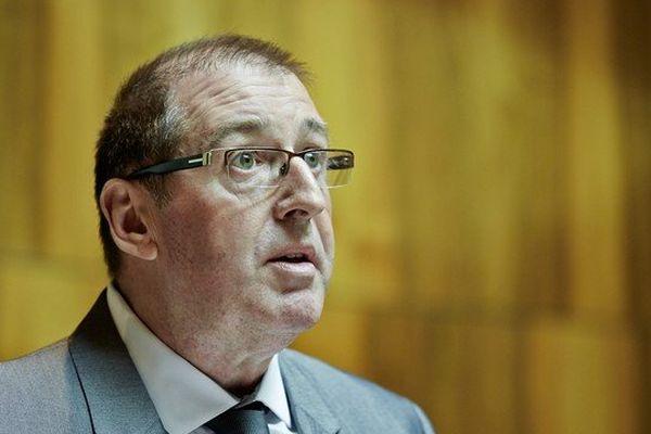 Serge Rigal réélu président du conseil départemental du Lot