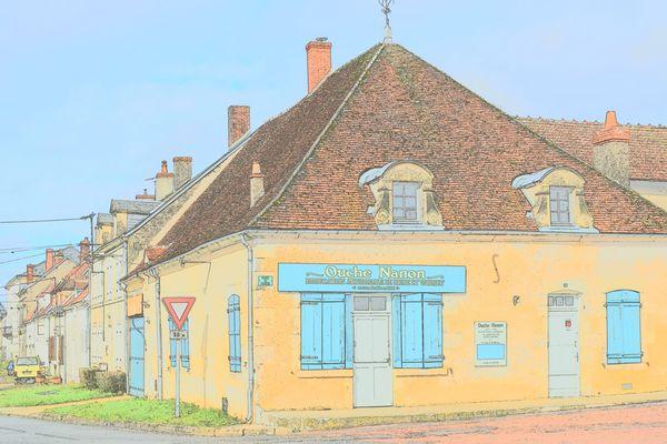 La distillerie Ouche Nanon, tenue par Thomas Mousseau.