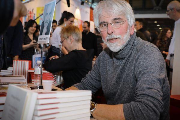 """Philippe Delerm écrit depuis les années 80, son premier succès public remonte à 1997 avec """"La Première Gorgée de bière et autres plaisirs minuscules"""""""