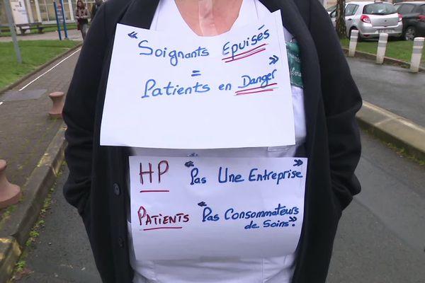 """""""Soignants épuisés = patients en danger"""""""